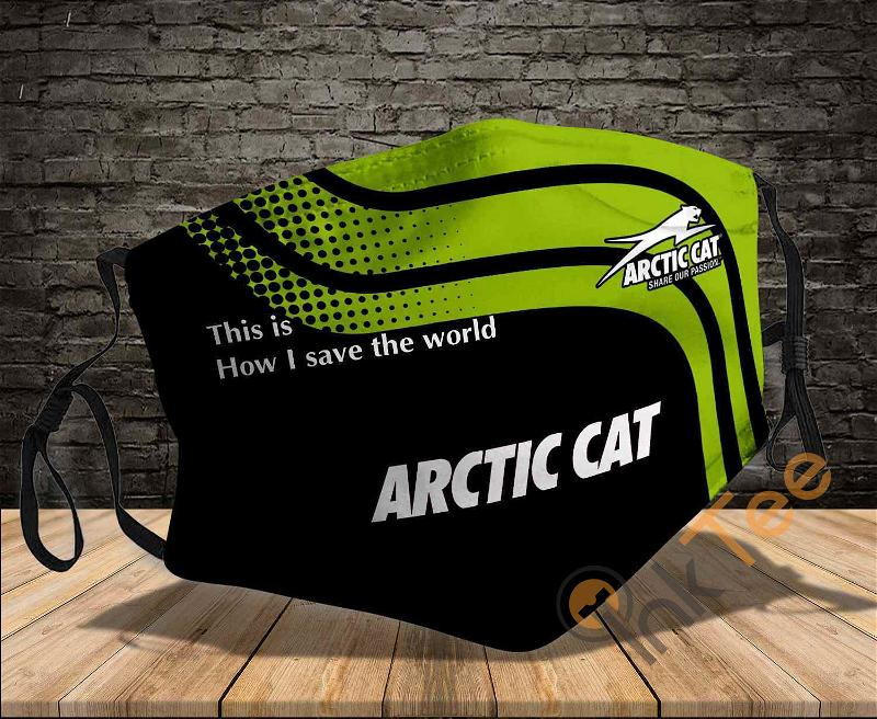 Arctic Cat Save The World Sku 312 Amazon Best Selling Face Mask