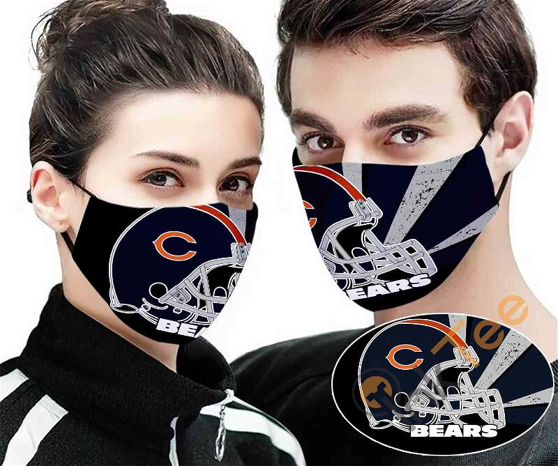 Chicago Bears 3d Sku 2326 Amazon Best Selling Face Mask