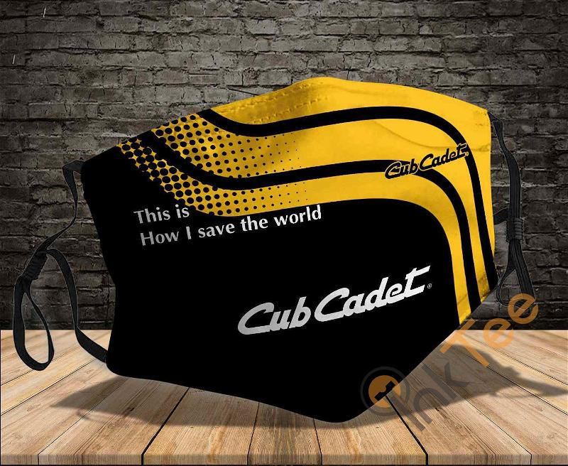 Cub Cadet Save The World Sku 1062 Amazon Best Selling Face Mask