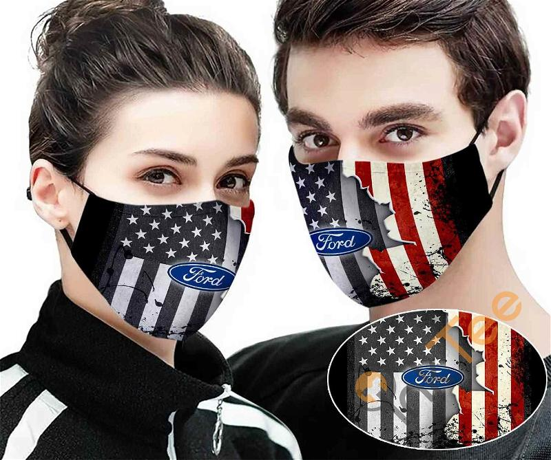 Ford Washable Reusable Cotton Sku 14 Amazon Best Selling Face Mask