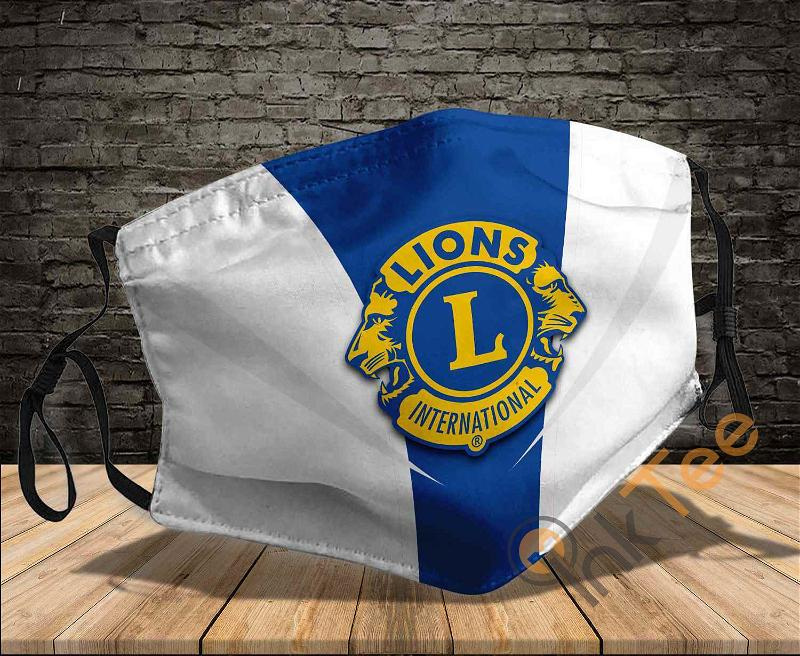 Lions Clubs International Sku 1549 Amazon Best Selling Face Mask