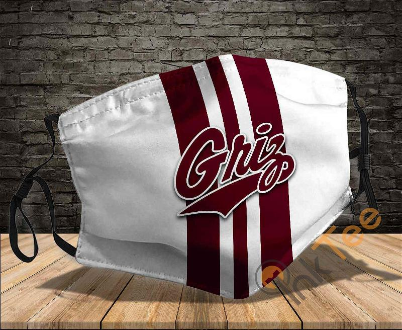 Montana Grizzlies Sku 1643 Amazon Best Selling Face Mask