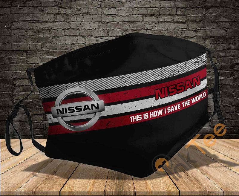 Nissan Save The World Sku 803 Amazon Best Selling Face Mask