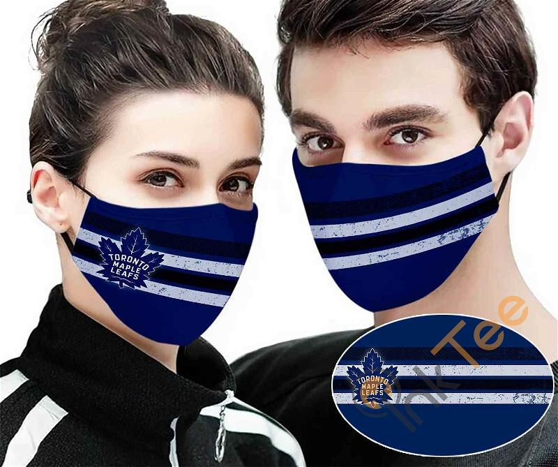 Toronto Maple Leafs Colour Sku 457 Amazon Best Selling Face Mask