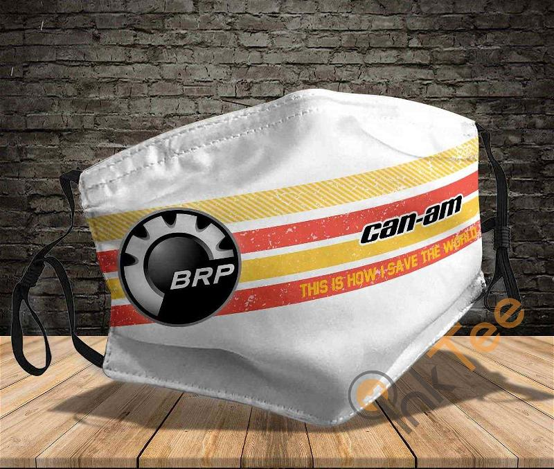 Can Am Motorcycles This Is How I Save The World Amazon Best Selling Sku560 Face Mask