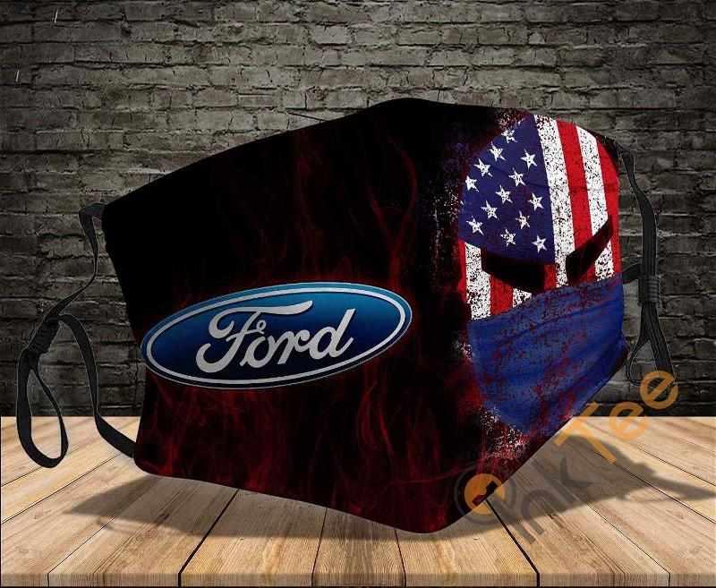 Ford Motor Company Washable Reusable Amazon Best Selling Sku1008 Face Mask