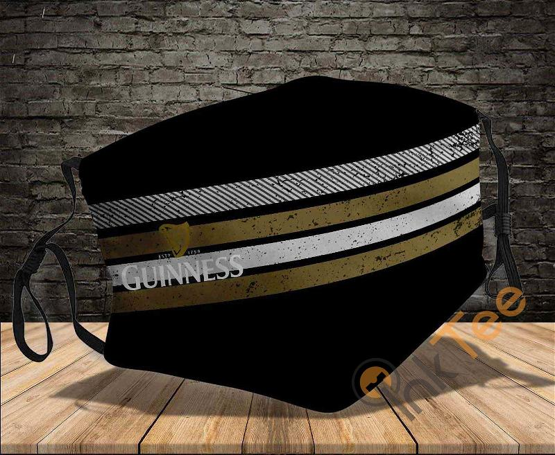 Guinness Washable Reusable Amazon Best Selling Sku1096 Face Mask