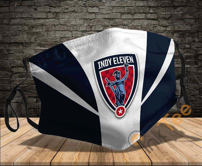 Indy Eleven Washable Reusable Amazon Best Selling Sku1233 Face Mask