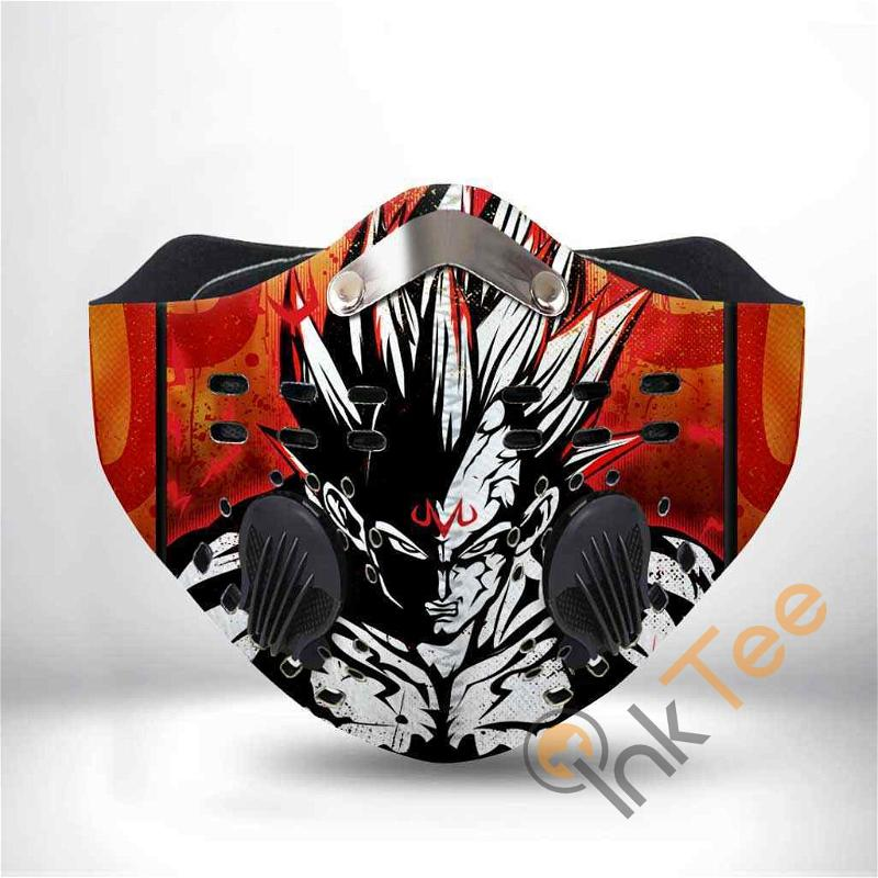 Dragon Ball Filter Activated Carbon Pm 2.5 Fm Sku 1284 Face Mask