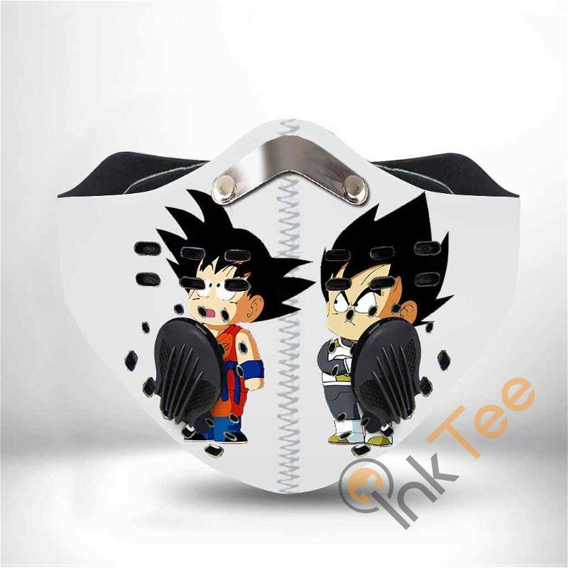 Dragon Ball Filter Activated Carbon Pm 2.5 Fm Sku 1286 Face Mask