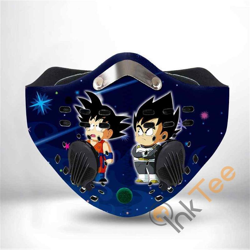 Dragon Ball Filter Activated Carbon Pm 2.5 Fm Sku 1287 Face Mask