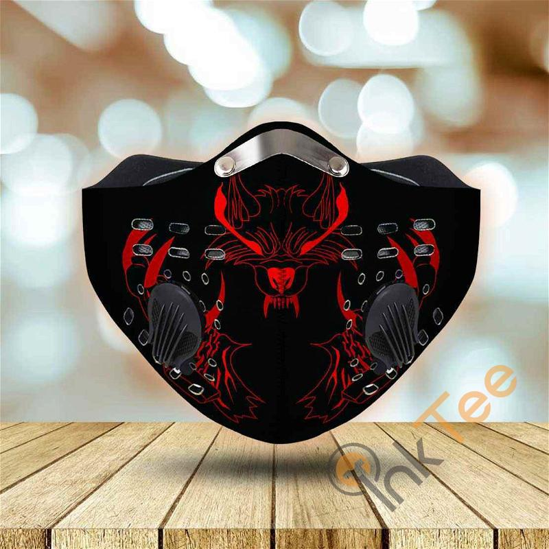 Fox Hunting Filter Activated Carbon Pm 2.5 Fm Sku 3316 Face Mask