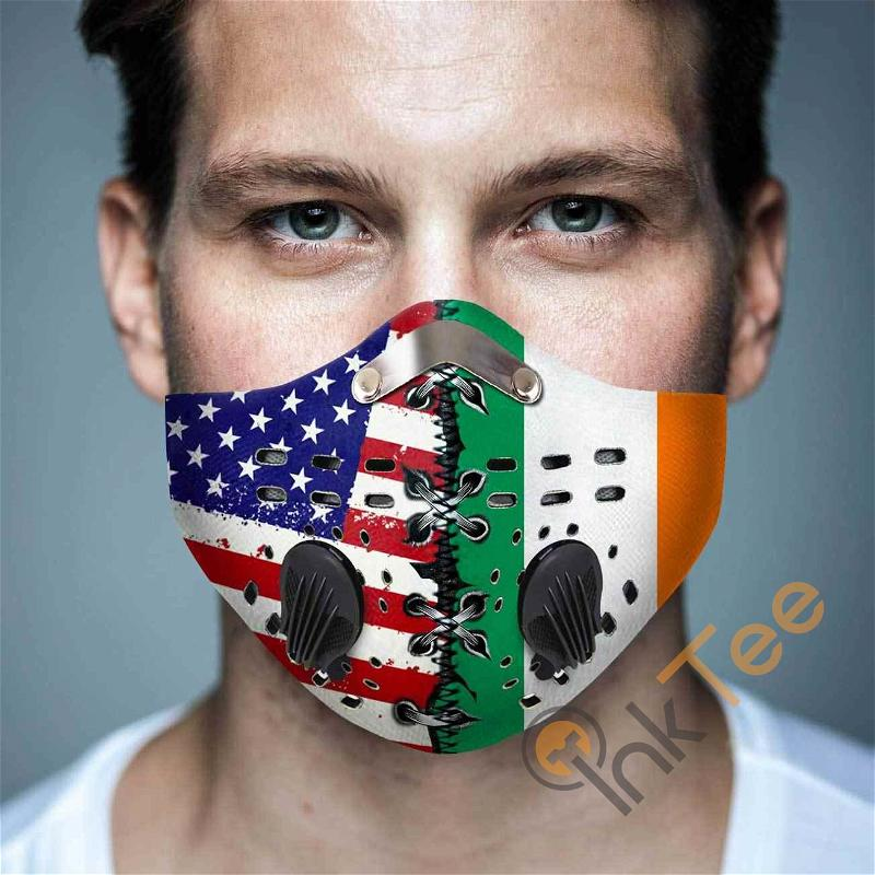 Ireland Filter Activated Carbon Pm 2.5 Fm Sku 1547 Face Mask