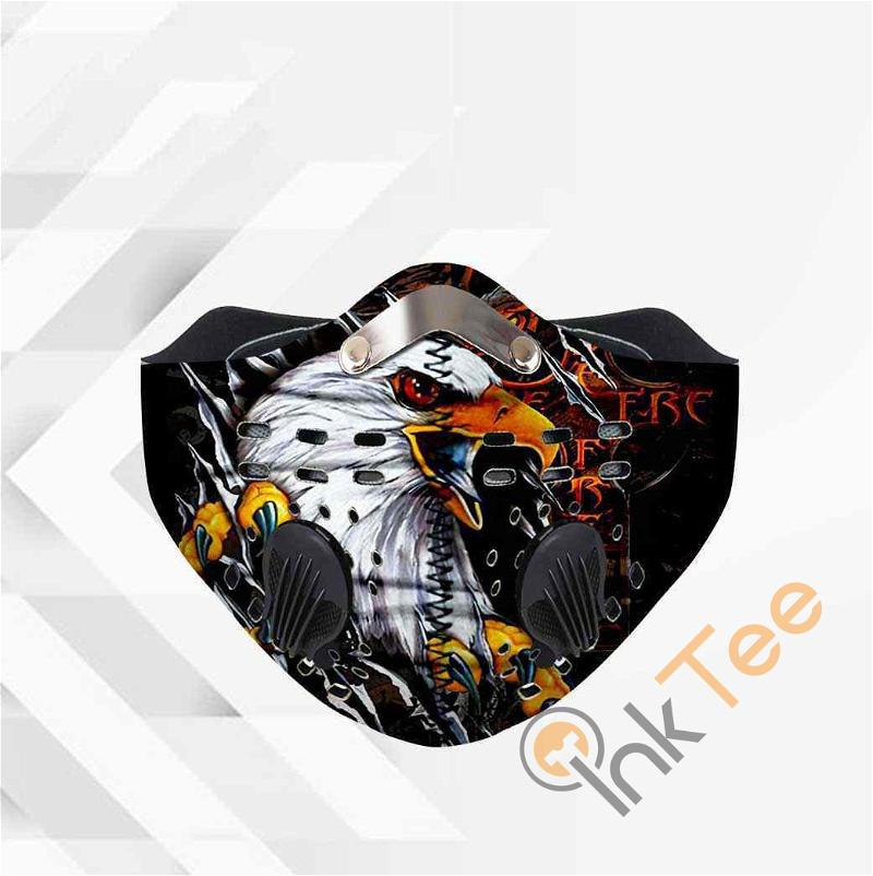 Motorcycle Filter Activated Carbon Pm 2.5 Fm Sku 1394 Face Mask