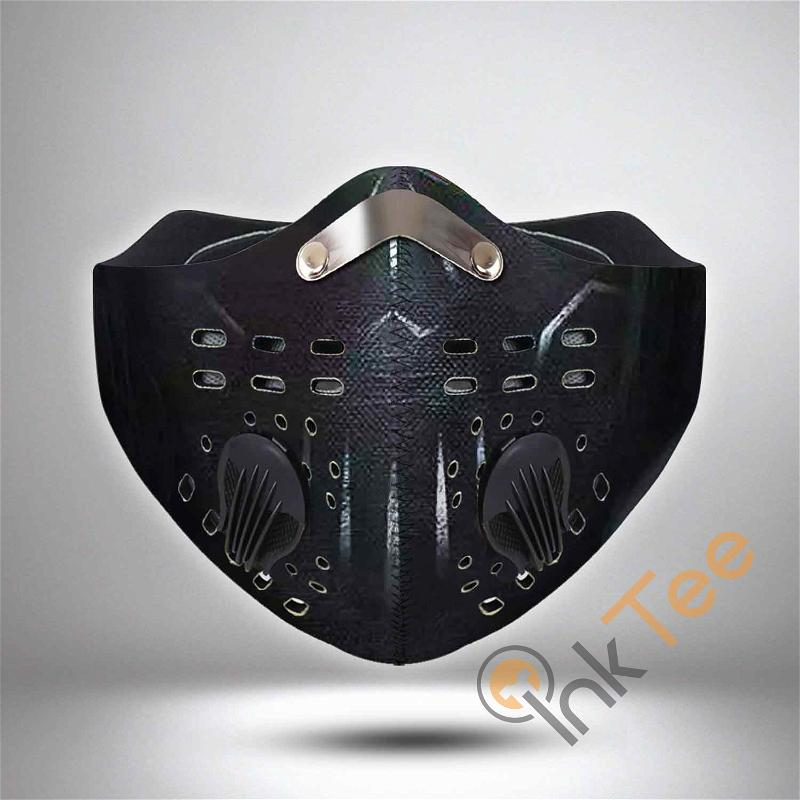 Motorcycle Filter Activated Carbon Pm 2.5 Fm Sku 3498 Face Mask