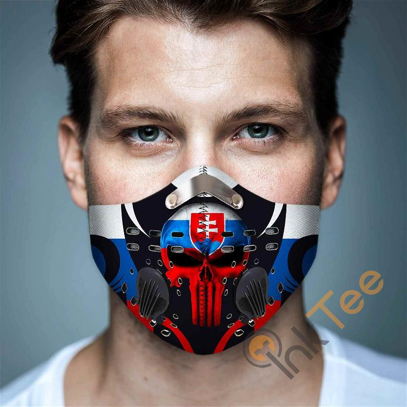 Slovakia Filter Activated Carbon Pm 2.5 Fm Sku 3430 Face Mask
