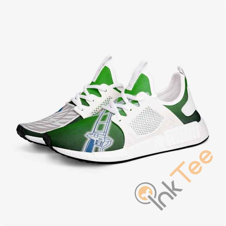 Attack On Titan Survey Corps Grn Custom NMD Human Shoes