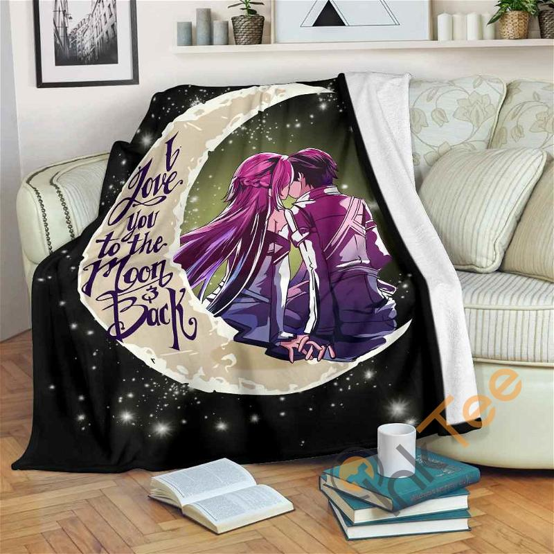 Couple Fleece Blanket