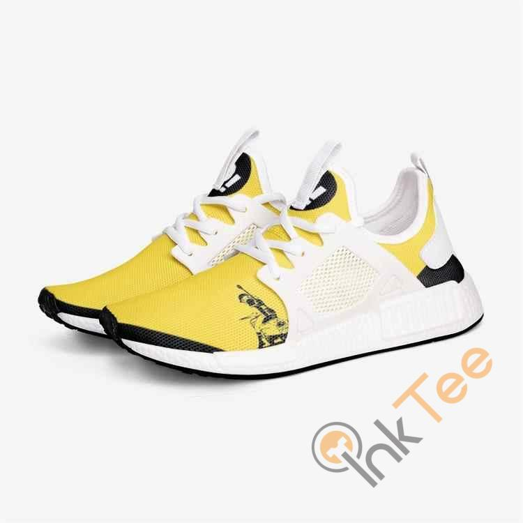 Flcl Fooly Cooly Vespa Concept Custom NMD Human Shoes