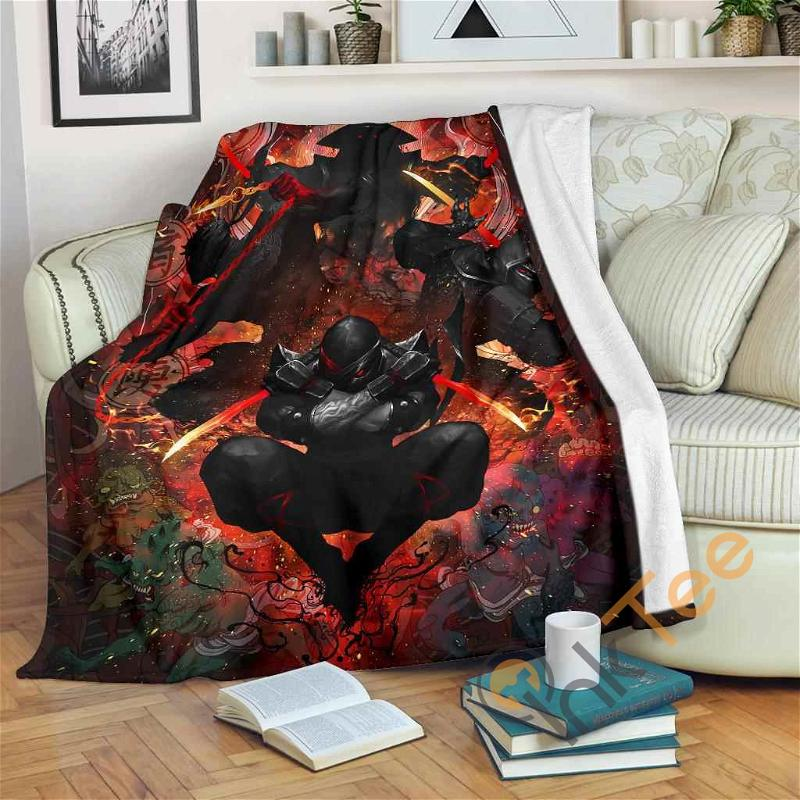 Ninja Fleece Blanket