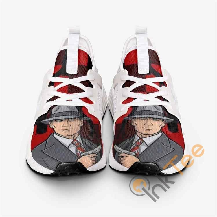 Sterling Archer Custom NMD Human Shoes