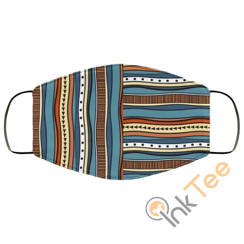 African Tribal Reusable Washable Face Mask