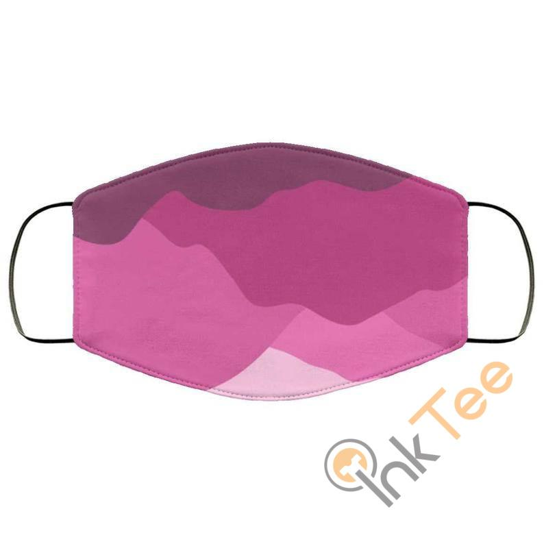 Pink Clouds Reusable Washable Face Mask