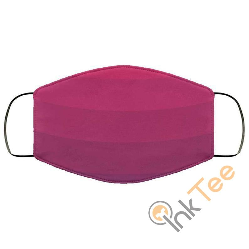 Pink Reusable Washable Face Mask