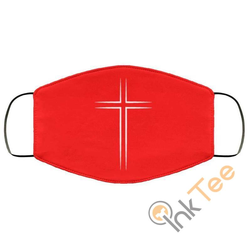 Red Cross Reusable Face Mask