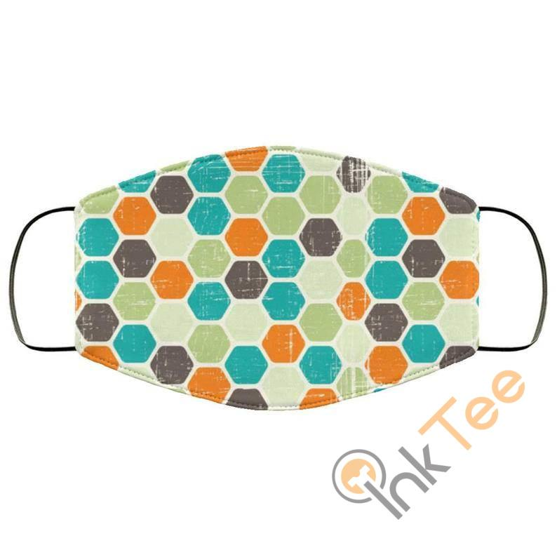 Retro Reusable And Washable Face Mask