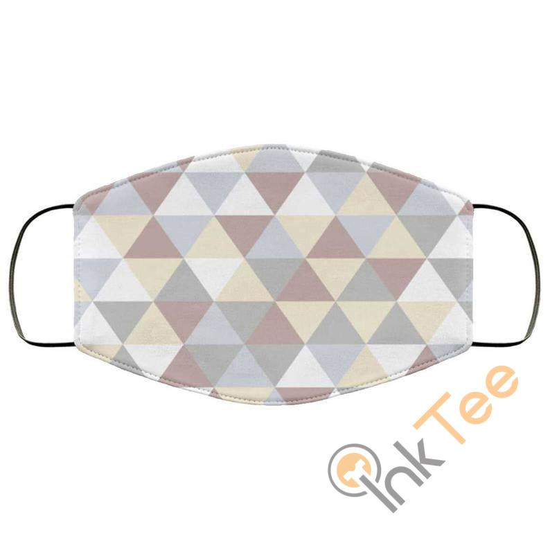 Triangles Reusable Washable Face Mask