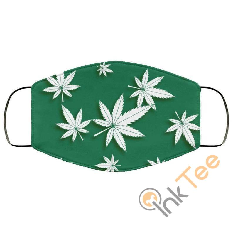 Weed Reusable Washable Face Mask