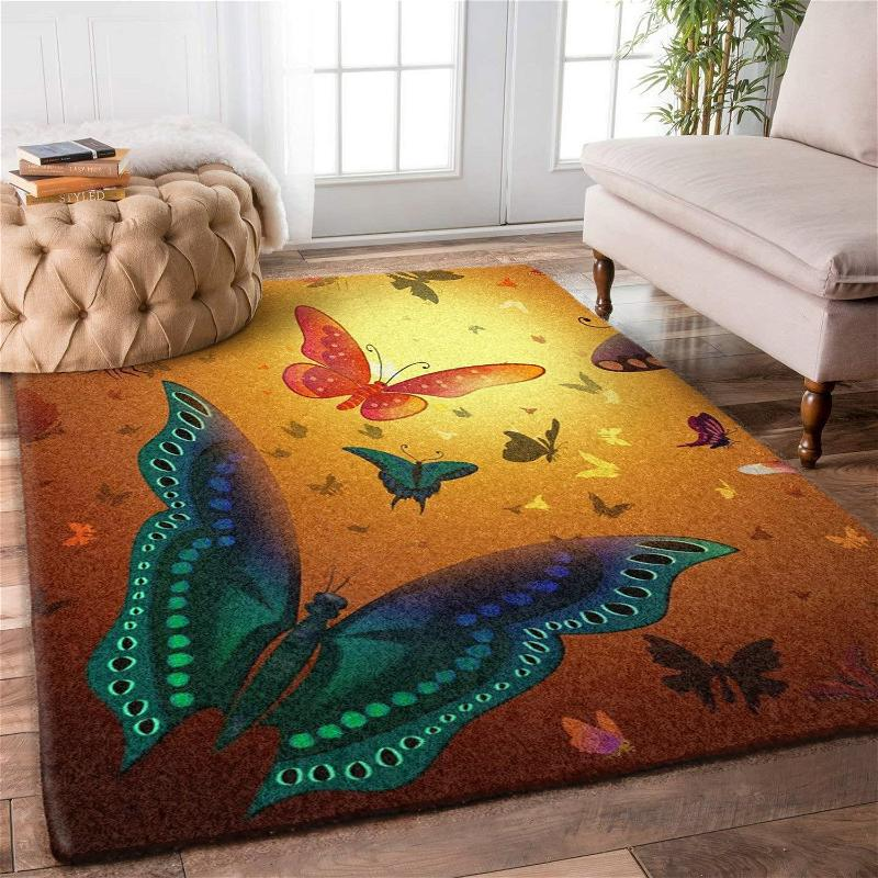 Butterfly Limited Edition Amazon Best Seller Sku 267052 Rug
