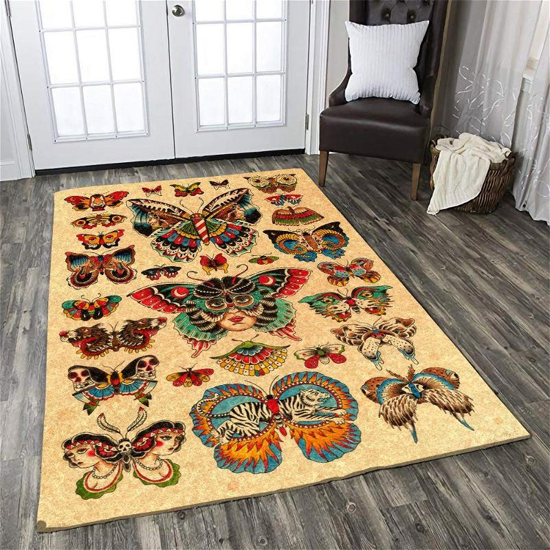 Butterfly Limited Edition Amazon Best Seller Sku 267069 Rug