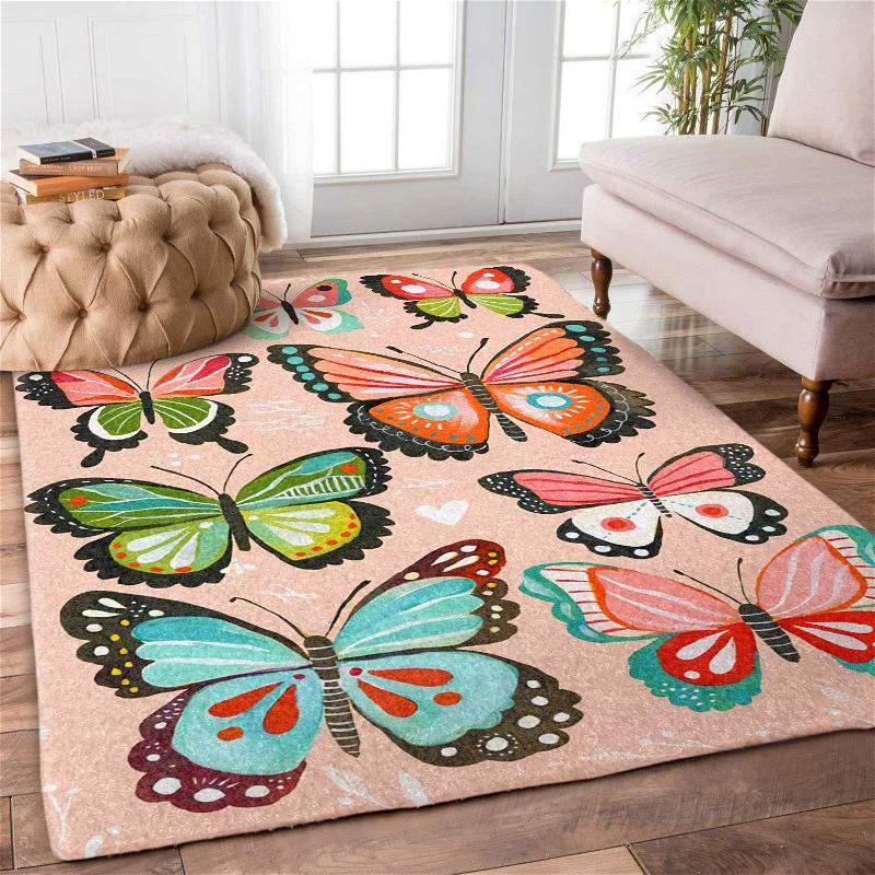 Butterfly Limited Edition Amazon Best Seller Sku 267078 Rug