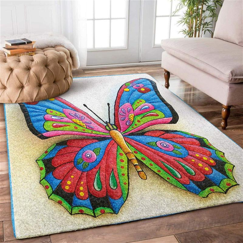 Butterfly Limited Edition Amazon Best Seller Sku 267118 Rug