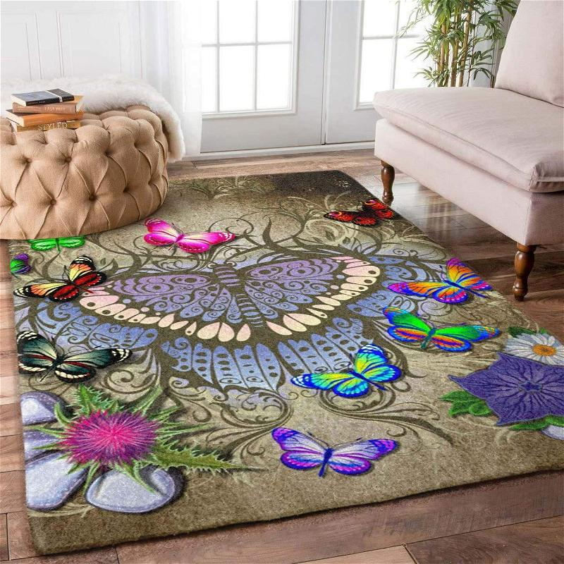 Butterfly Limited Edition Amazon Best Seller Sku 267148 Rug