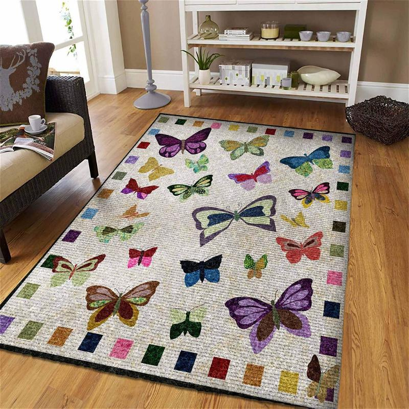 Butterfly Limited Edition Amazon Best Seller Sku 267202 Rug