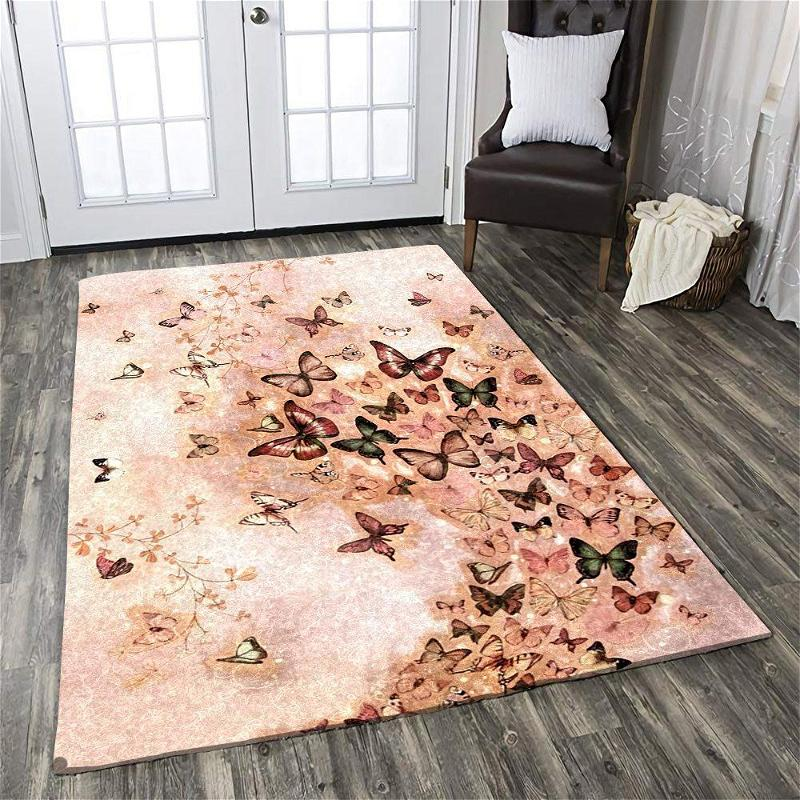 Butterfly Limited Edition Amazon Best Seller Sku 267219 Rug