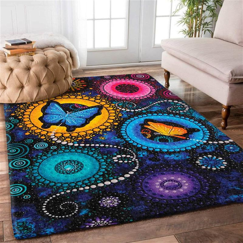 Butterfly Limited Edition Amazon Best Seller Sku 267259 Rug