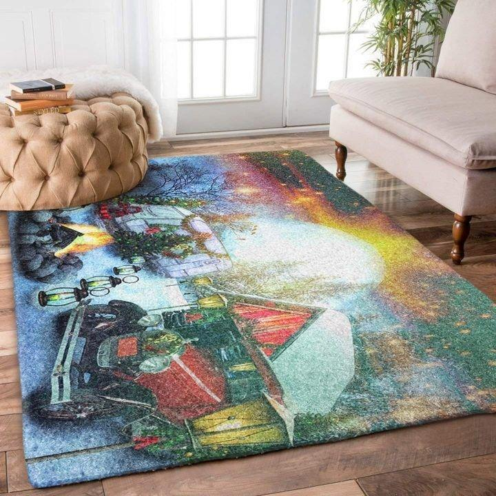 Christmas Camping Fairy Light Limited Edition Amazon Best Seller Sku 267255 Rug