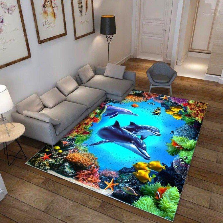 Dolphin Limited Edition Amazon Best Seller Sku 267050 Rug