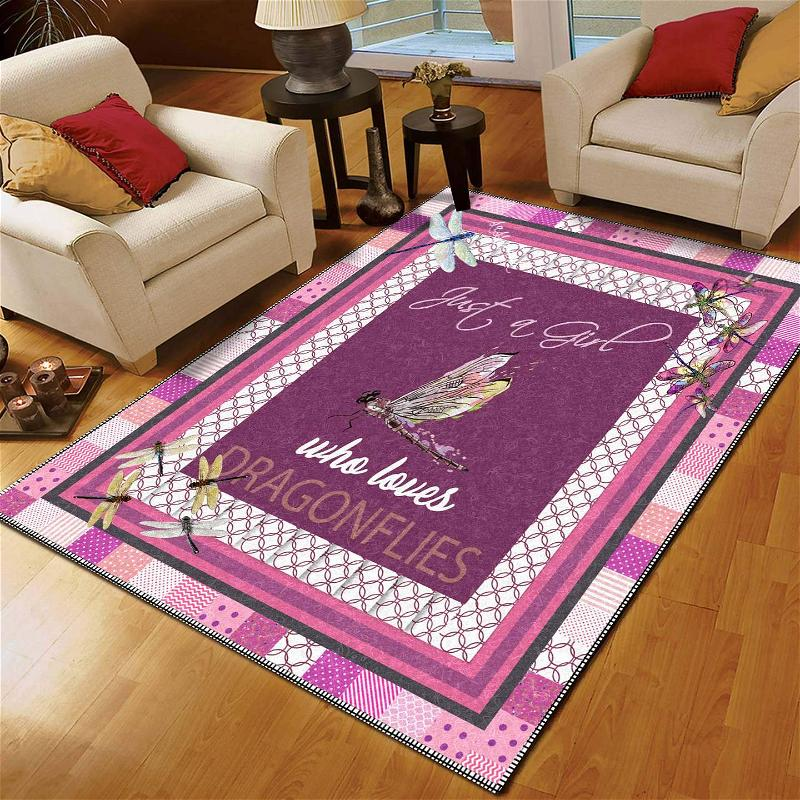 Dragonfly Limited Edition Amazon Best Seller Sku 267137 Rug