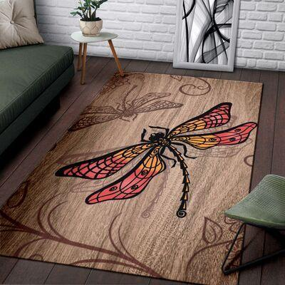 Dragonfly Limited Edition Amazon Best Seller Sku 267147 Rug