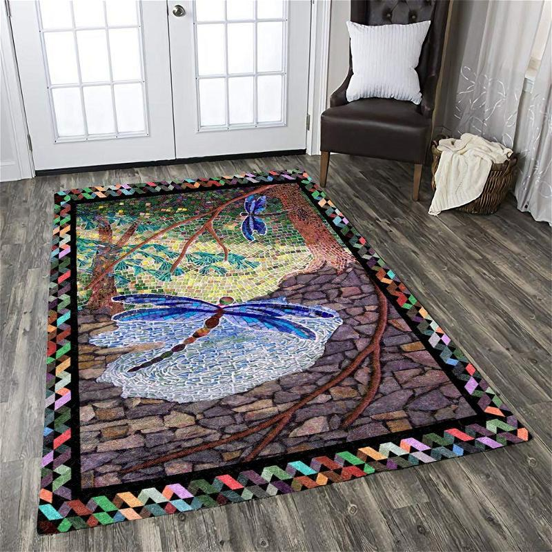 Dragonfly Limited Edition Amazon Best Seller Sku 267192 Rug