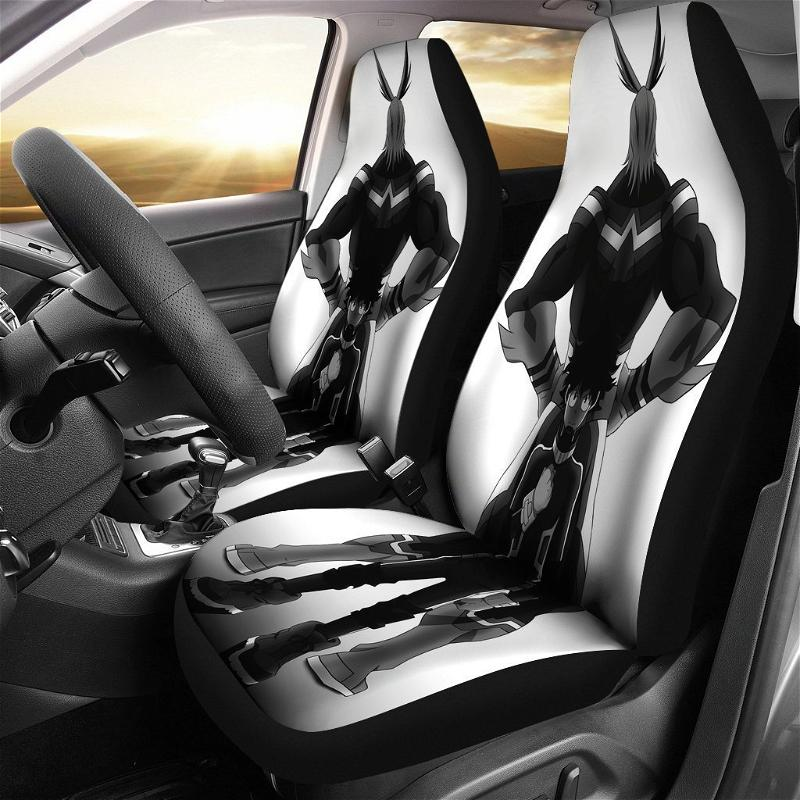 All Might My Hero Academia Anime Car Seat Covers