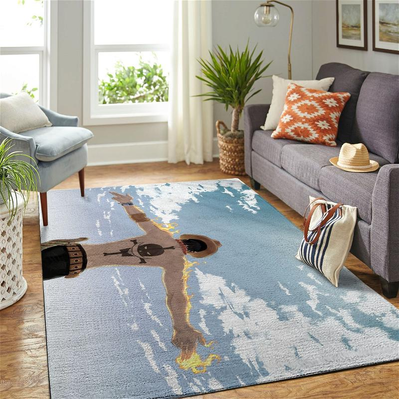 Amazon Onepiece-luffy Living Room Area No6436 Rug
