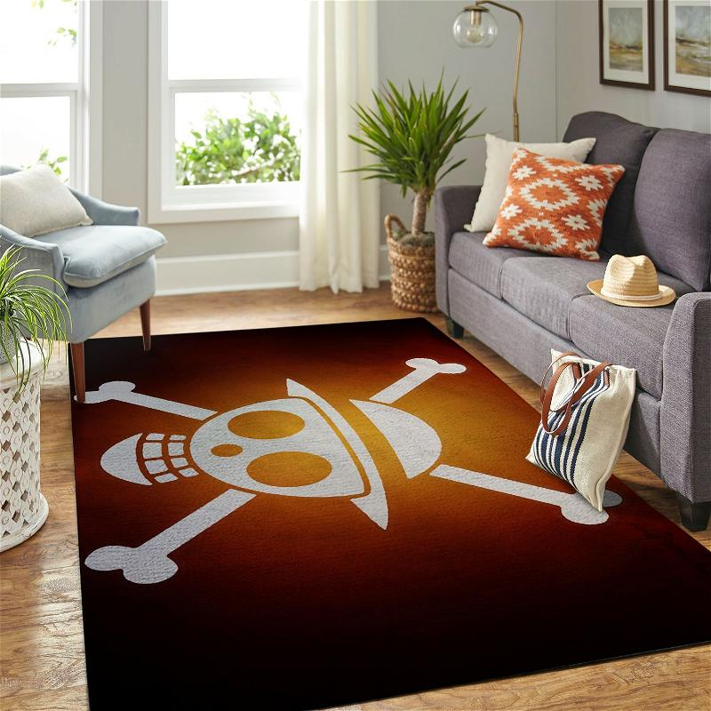 Amazon Onepiece-luffy Living Room Area No6445 Rug