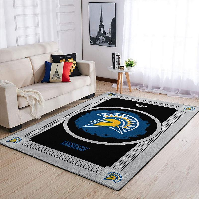 Amazon San Jose State Spartans Living Room Area No4942 Rug