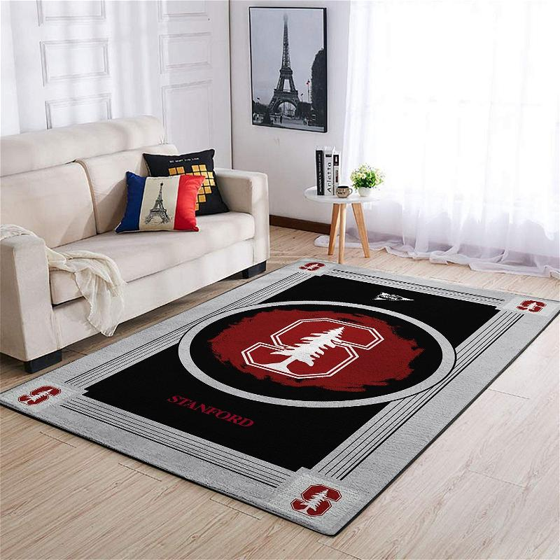 Amazon Stanford Cardinals Living Room Area No5004 Rug